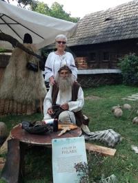 Ia romaneasca, artizanii si moda