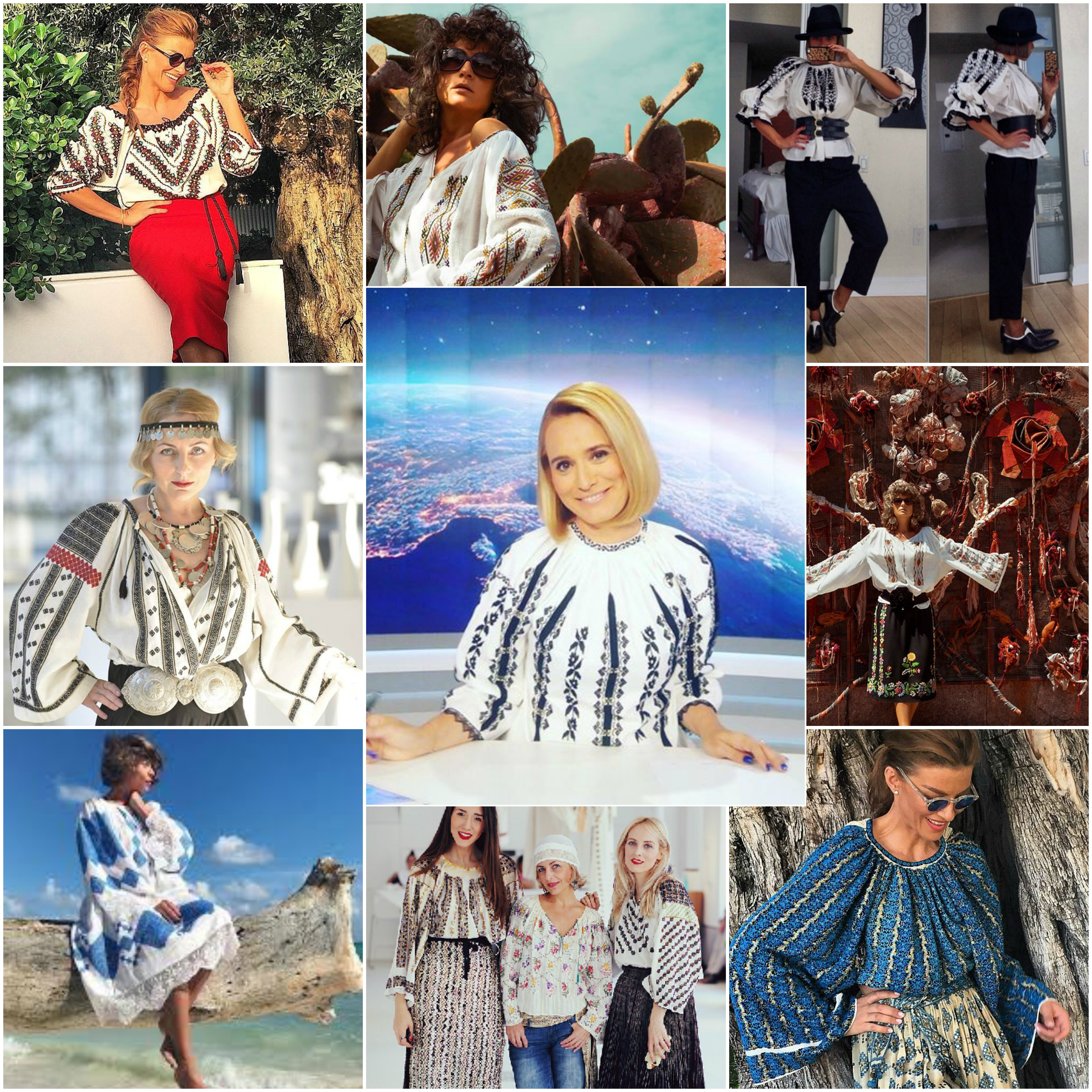 Who are the most influential Romanian Blouse Influencers in Romania?