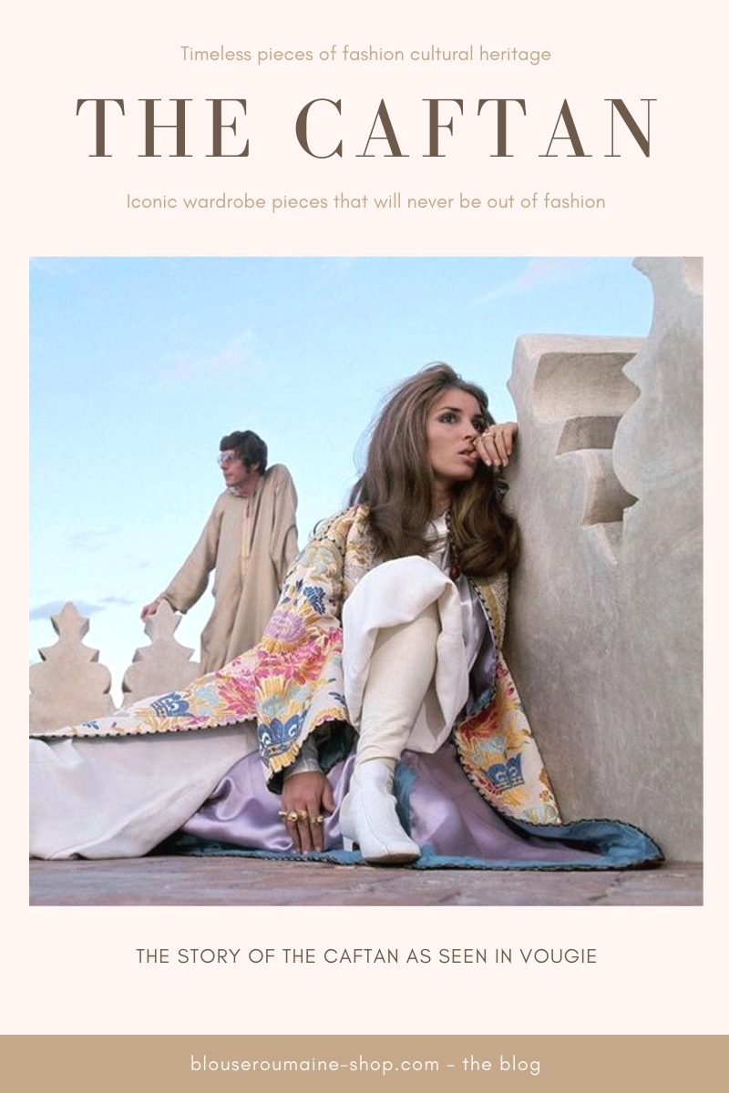 Timeless fashion: The Caftan