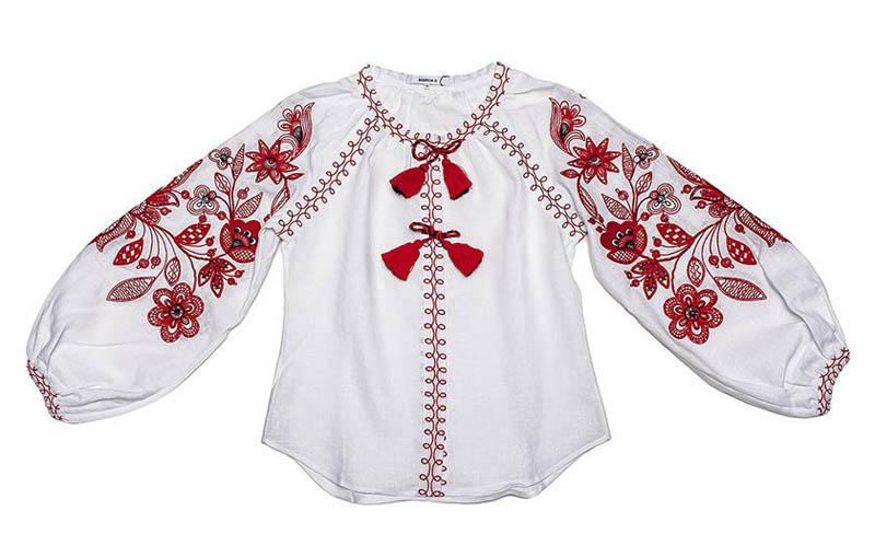 Ukranian Vyshyvanka blouses