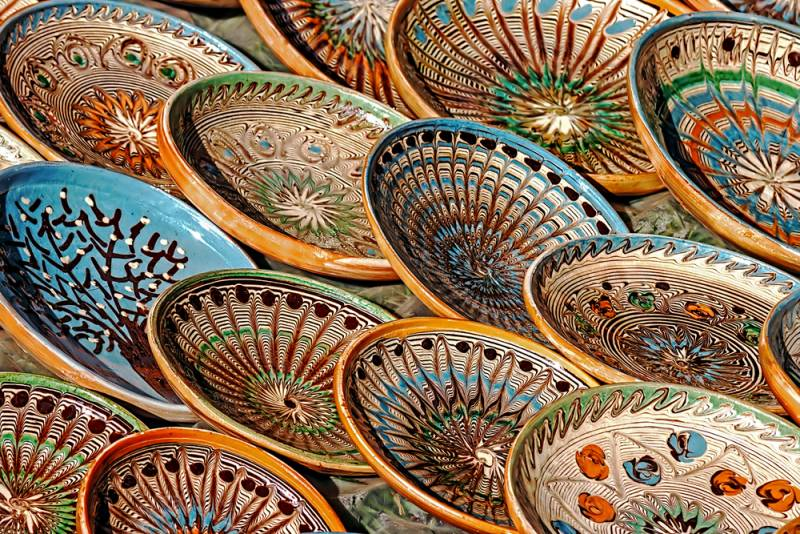 Horezu Ceramics