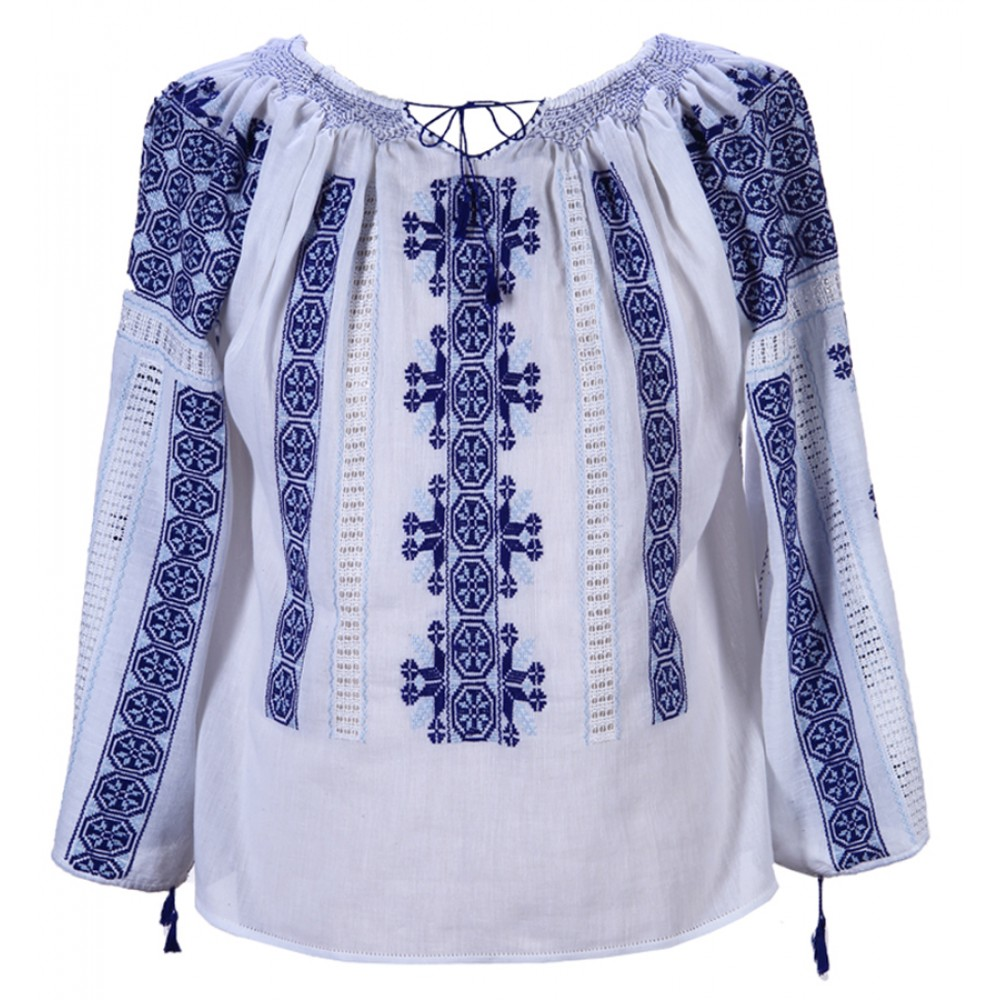 Romanian Traditional Blouse for Women