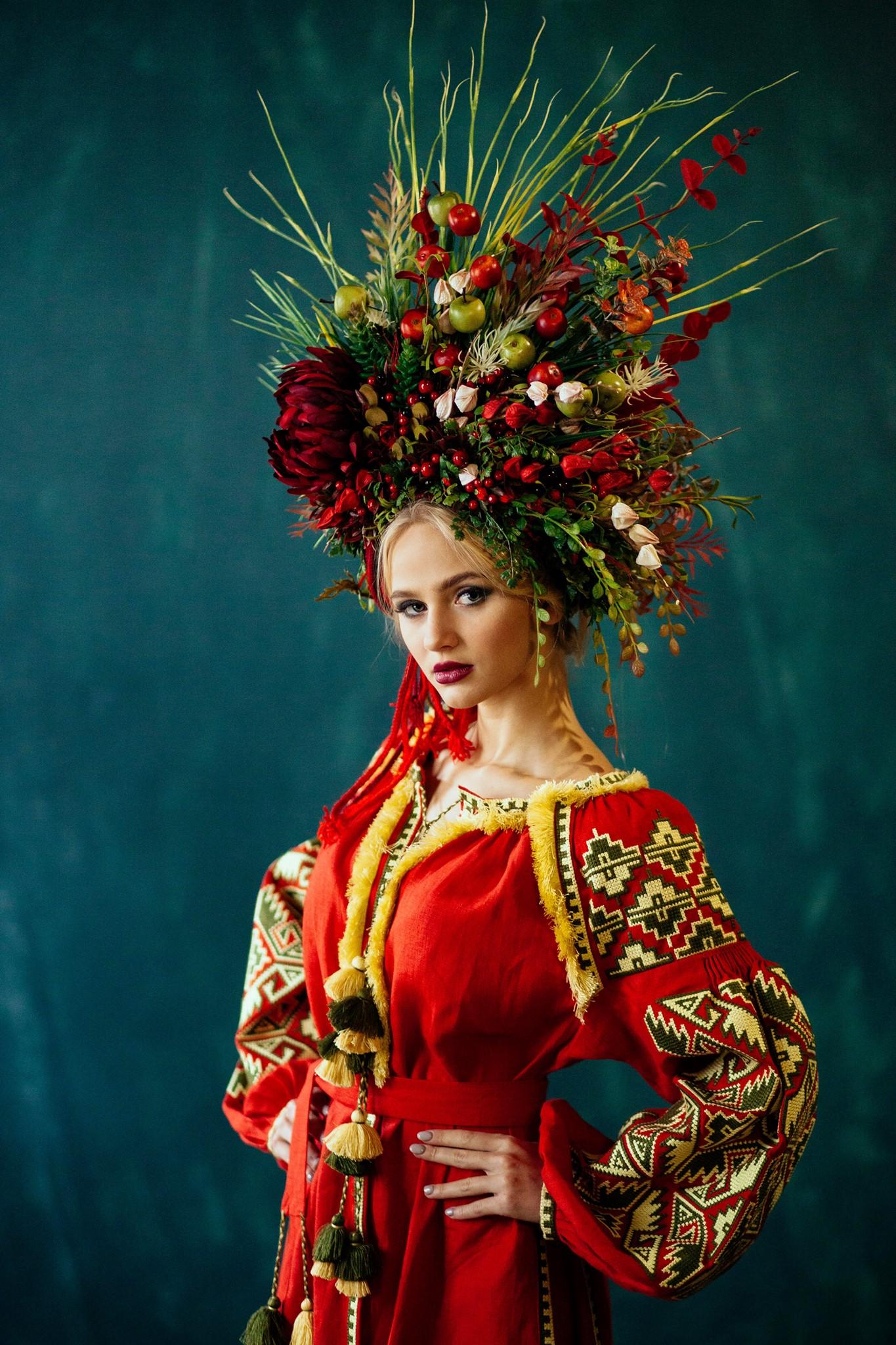 Ukranian Motifs