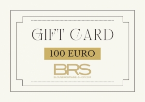 100 Euro Gift Voucher BLOUSEROUMAINE-SHOP.COM
