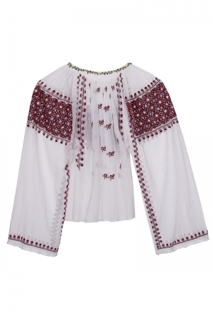 50 years Vintage Romanian Blouse- SOLD