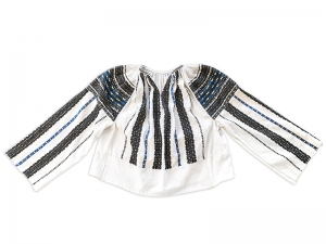 9-12 years Romanian blouse
