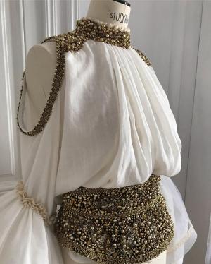 Beads corset belt Ie Clothing