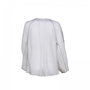 Blouse Roumaine Traditional Hand-Made Embroidery H475