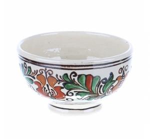 Bol mic ceramica traditionala Corund 12 cm