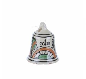 Clopotel ceramica colorata Corund