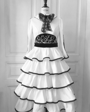 Couture Dress Gown IE CLOTHING
