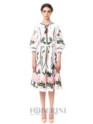 """Dress embroidery """"Martha"""""""