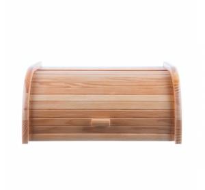Dulăpior din lemn pentru pâine model 2 maro