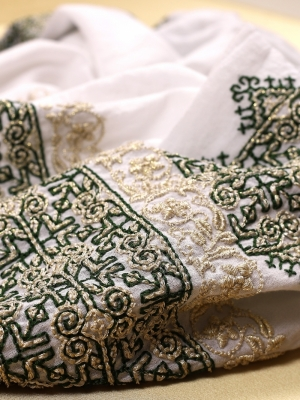 Embroidered blouse Royal Florii