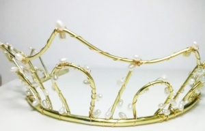 Fairytale handcrafted tiara