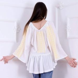 Bluza ie moderna stilizata reinterpretata Waterfall Florii