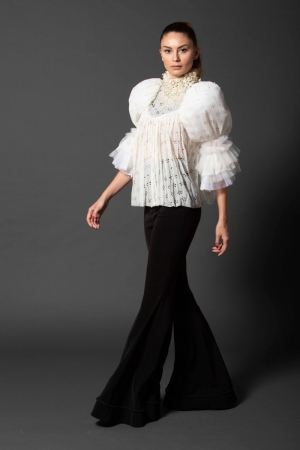 IE CLOTHING BRIDE ROMANIAN BLOUSE