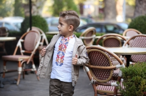 Linen Traditional Boy's Shirt