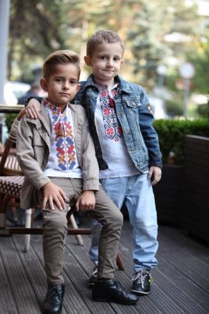 Linen Traditional Boy's Shirt