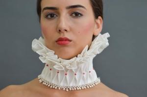 Modern Ruff Collar Renaissance