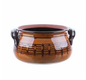 Oală din ceramică pentru cuptor 3,5 l, 5 l, 7 l