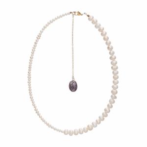 Pearls Talisman Necklace