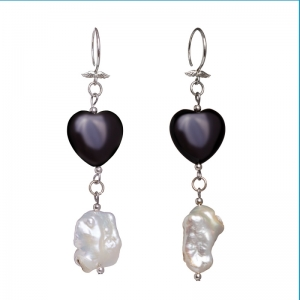 Queen of Hearts Earings