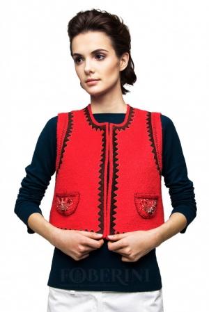 Vesta folk stilizata Foberini