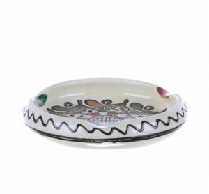 Scrumiera ceramica colorata Corund 11 cm