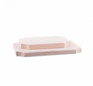 Set 2 tocătoare din lemn, mic și mediu