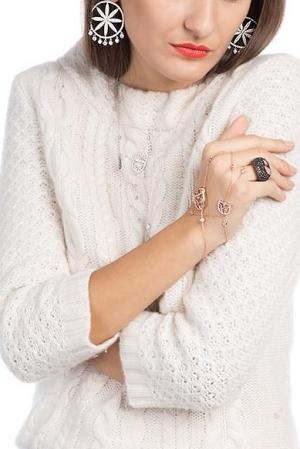 Silver earings Sunshine symbol II