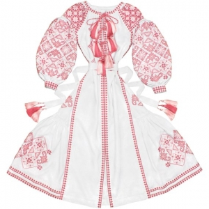 Spring Beauty Folk Dress