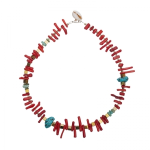 Sunset Beach Necklace