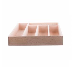 Suport din lemn pentru tacâmuri