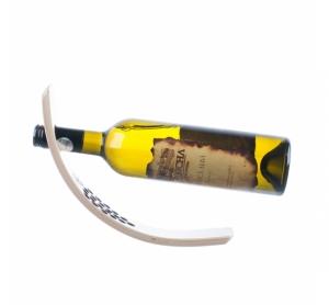 Suport pentru sticlă de vin din lemn model 3