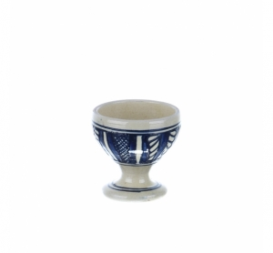 Suport servit ou fiert ceramica traditionala albatra de Corund