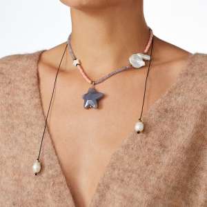 Sweet star necklace