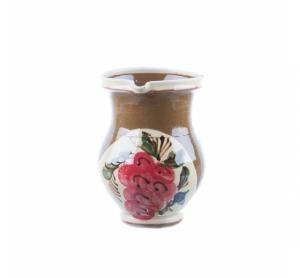 Ulcior ceramică pictată 1 l model 2