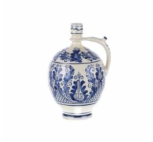 Ulcior ceramica albastra de Corund 1,5 l