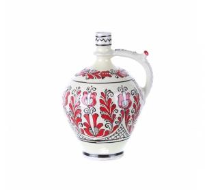 Ulcior ceramica rosie de Corund 1,5 l