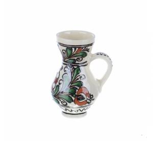 Ulcior mic ceramica colorata Corund 200 ml Model 2