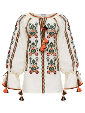 Vyshyvanka blouse Kolosk Foberini