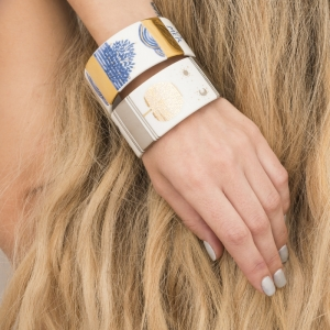 Wagner Arte Porcelain Bangle