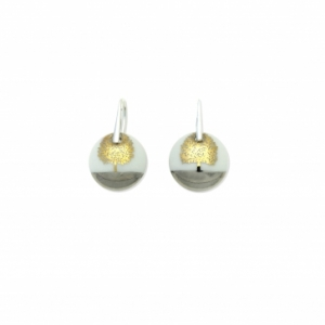 Wagner Arte Small Disc Earings