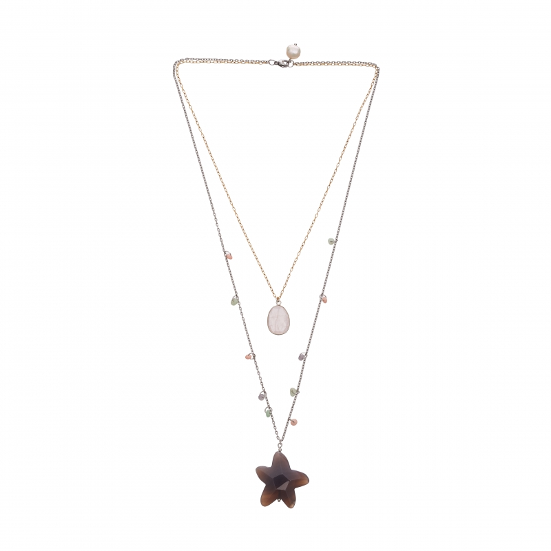 Boho Star Necklace