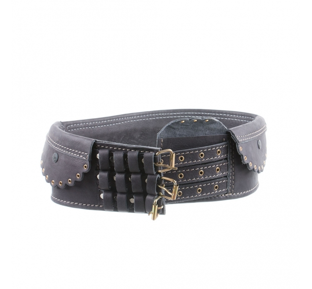 Leather Crafted Belt