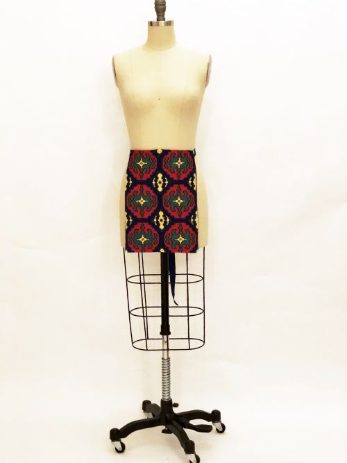Traditional Romanian Apron IMR 238-1-2-1
