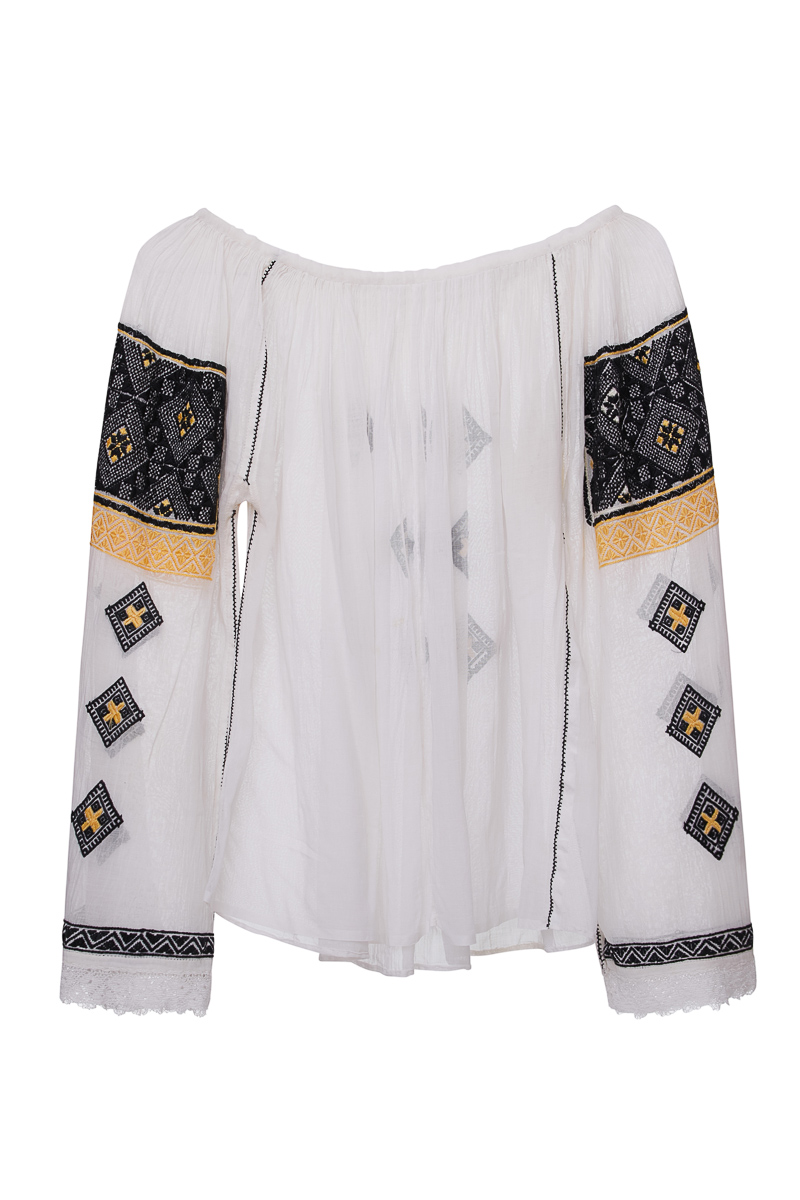Edelweiss Vintage Blouse
