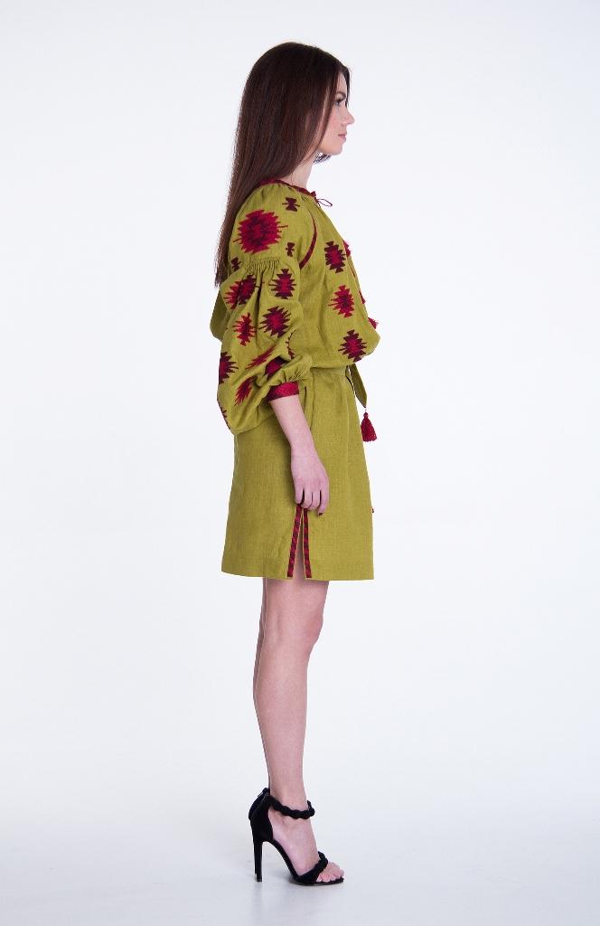Embroidered dress Harmony Foberini