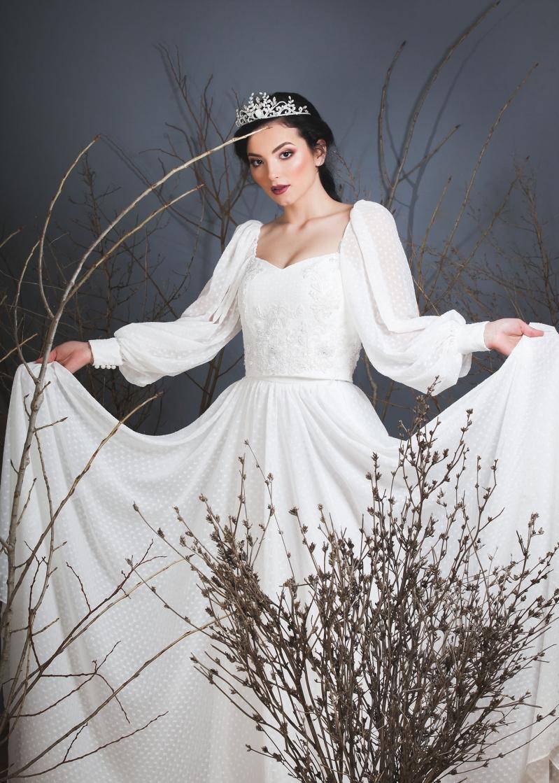 Rochie mireasa Isabelle Onibon Fashion